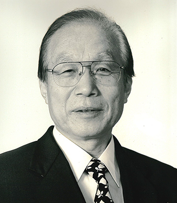 十二代理事長 松本 英夫氏