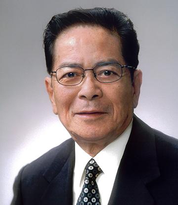 十三代理事長 山田 利雄氏