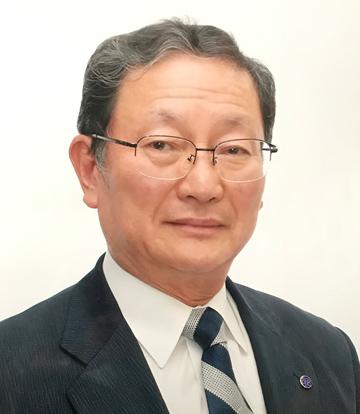 十六代理事長 村越 義男氏