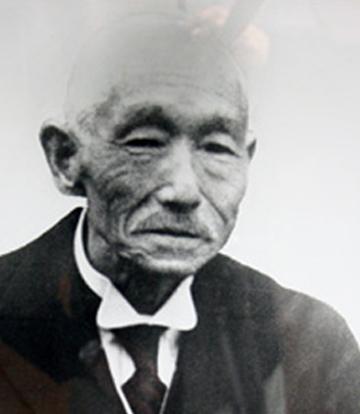四代理事長 酒井 茂兵衛氏