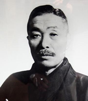 二代組合長 早川 賀治郎氏